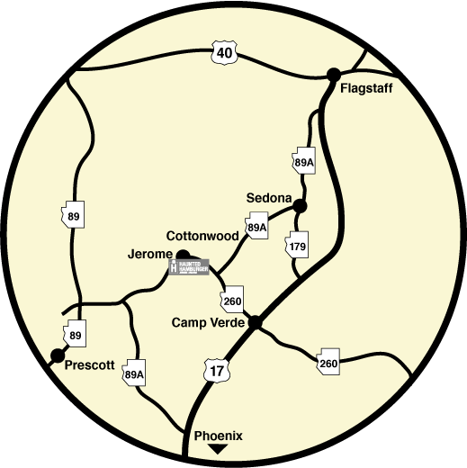 cottonwood hh map circle